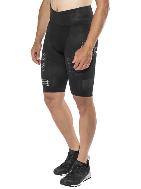 Compressport Trail Running Control Løbeshorts Herrer sort